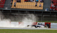 Bruno Senna - Williams - GP Spanien - 12. Mai 2012