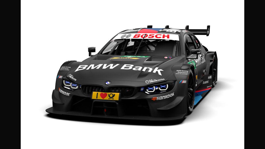Bruno Spengler - BMW - DTM-Autos 2018