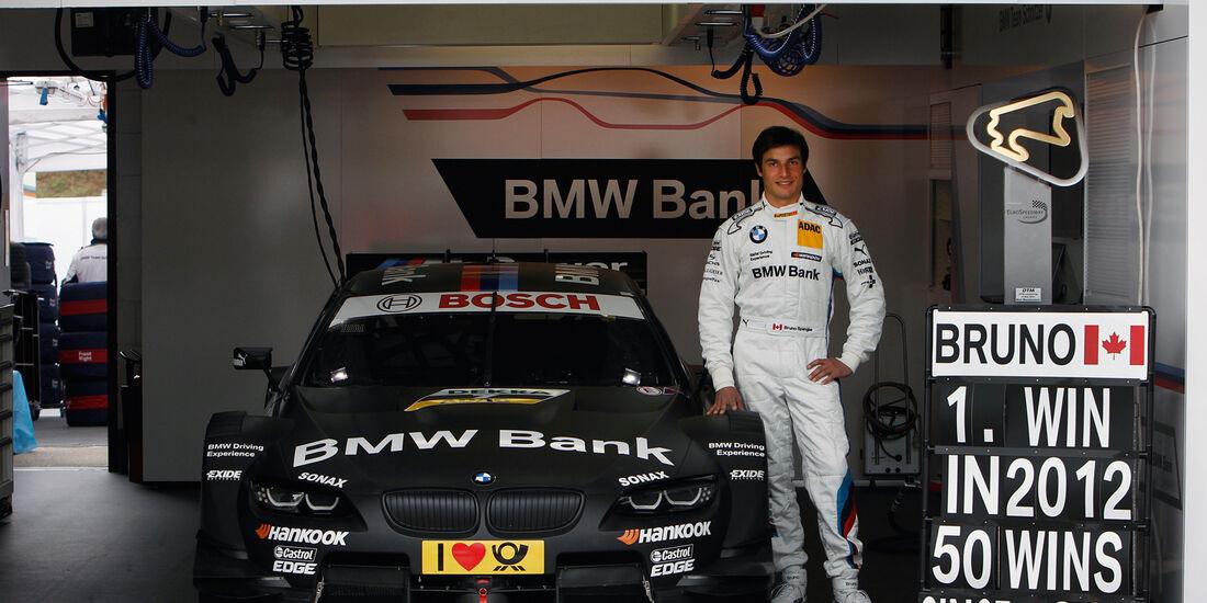 Bruno Spengler BMW DTM Brands Hatch 2012