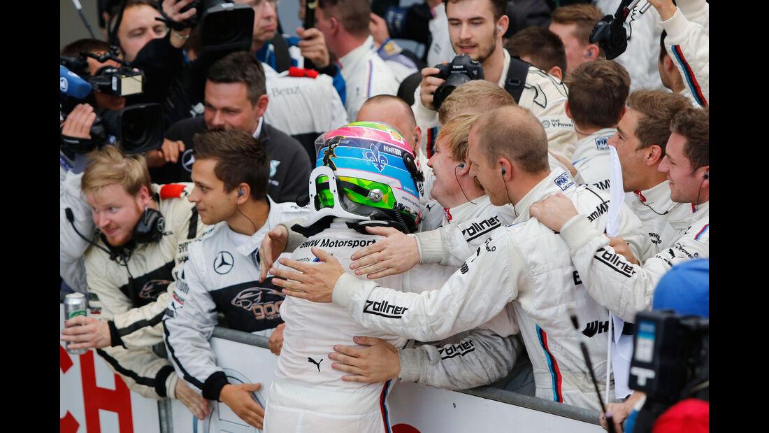 Bruno Spengler - BMW - DTM - Moskau - 1. Rennen - Samstag - 29.08.2015