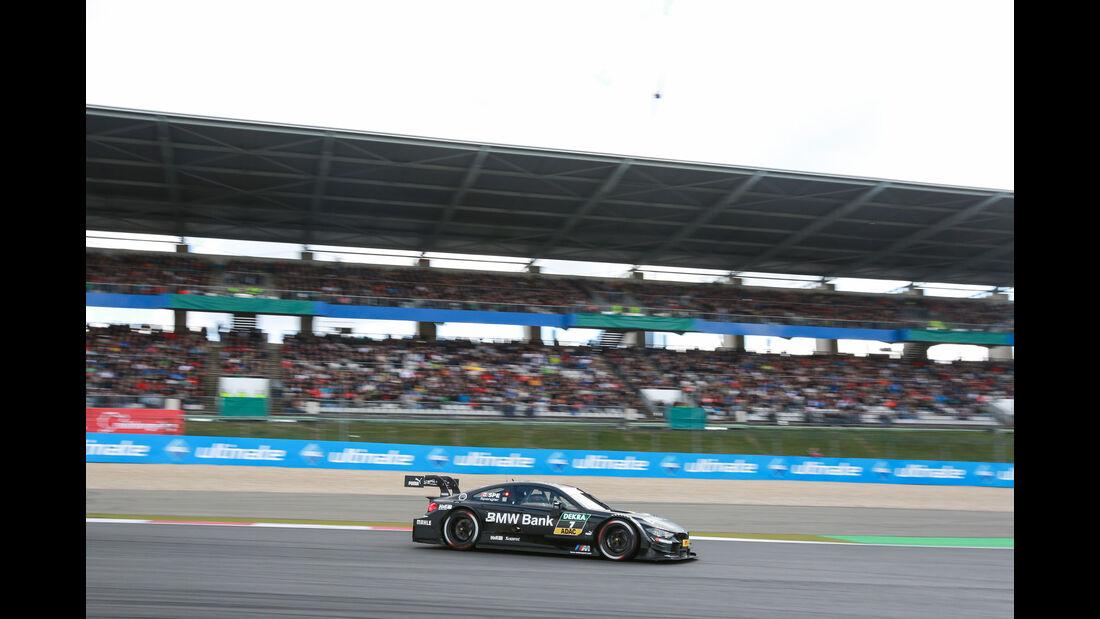 Bruno Spengler - BMW - DTM - Nürburgring - 2. Rennen - Sonntag - 27.9.2015