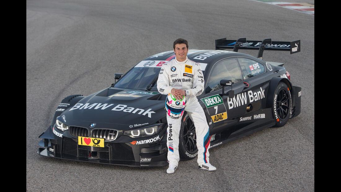Bruno Spengler - BMW M4 DTM 2015