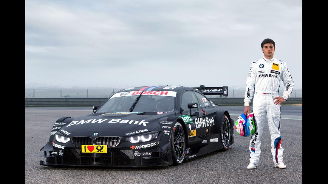 Bruno Spengler - BMW M4 DTM - DTM 2014