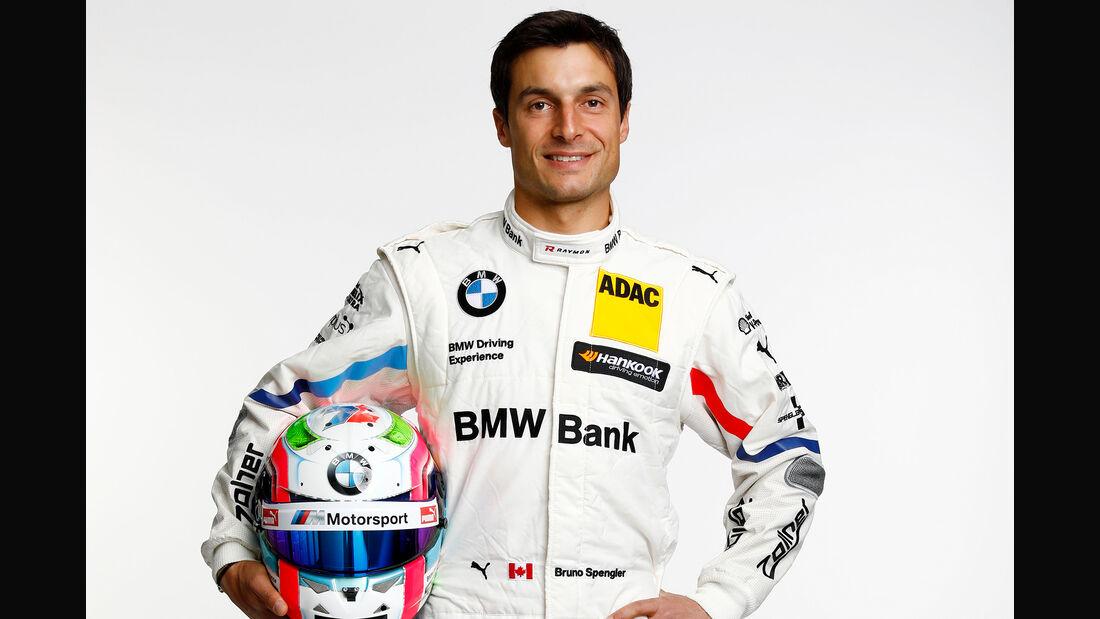 Bruno Spengler - BMW - Porträt - DTM 2018