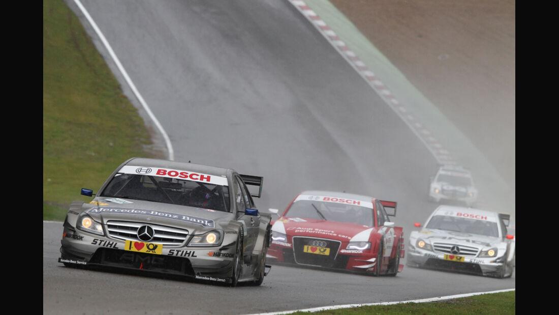 Bruno Spengler DTM Brands Hatch 2011