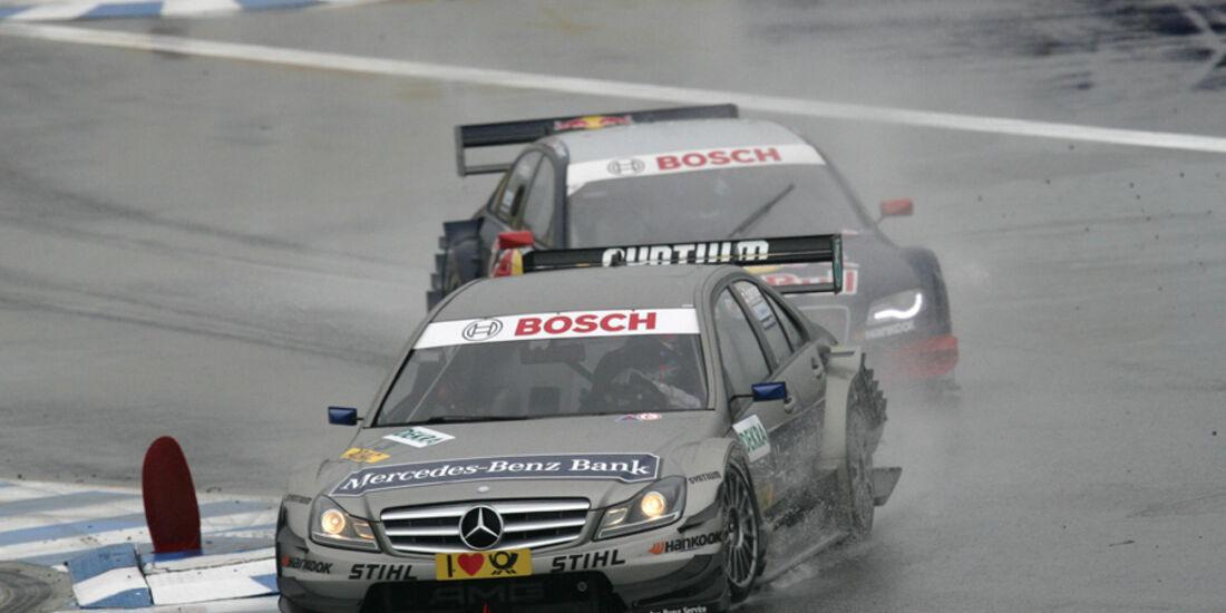 Bruno Spengler DTM Oschersleben 2011