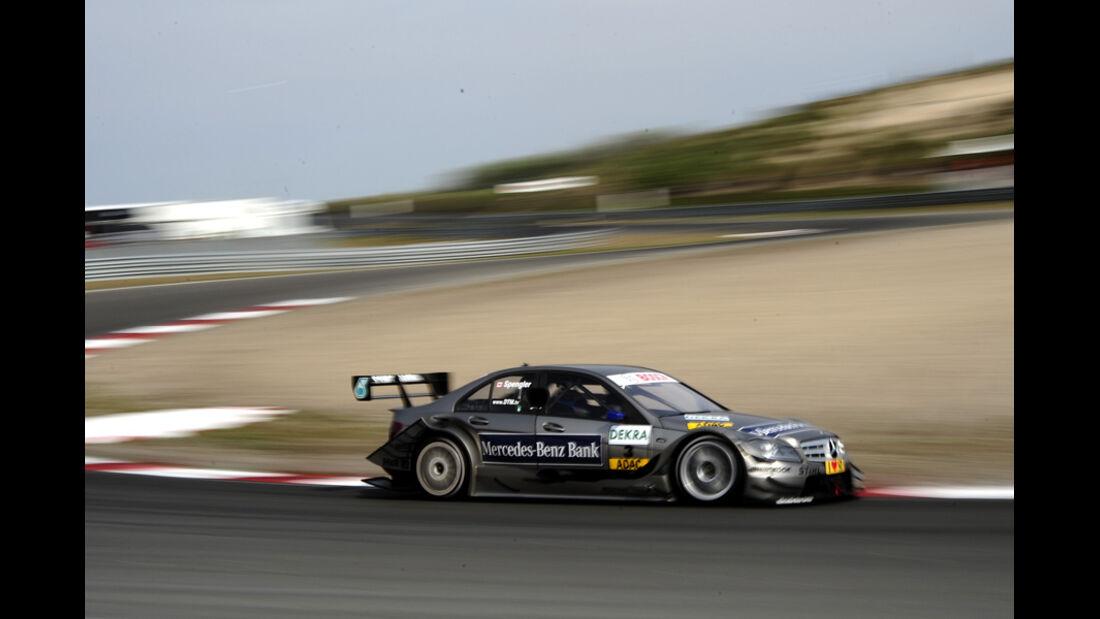 Bruno Spengler DTM Zandvoort 2011