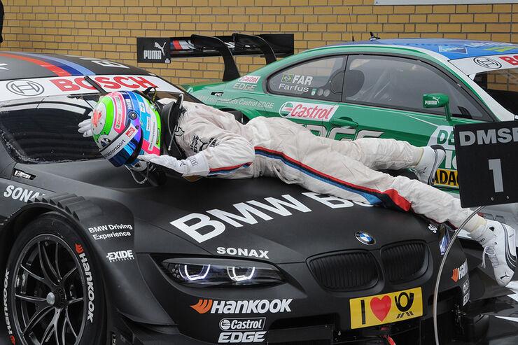 Bruno Spengler, Lausitzring 2012