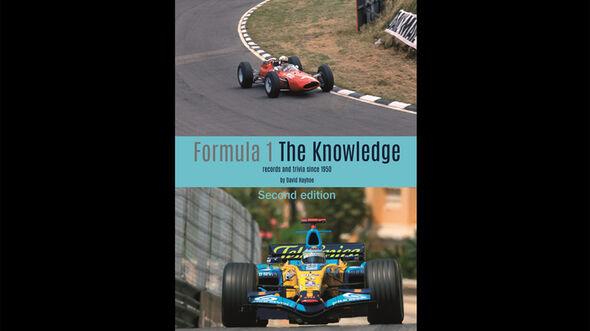 "Buch - ""Formula 1 The Knowledge"""