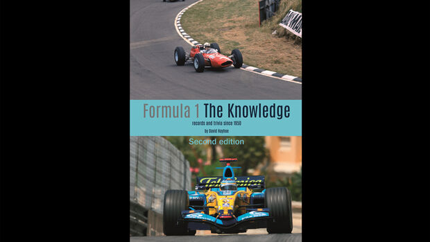 Buch - Formula 1 The Knowledge - F1