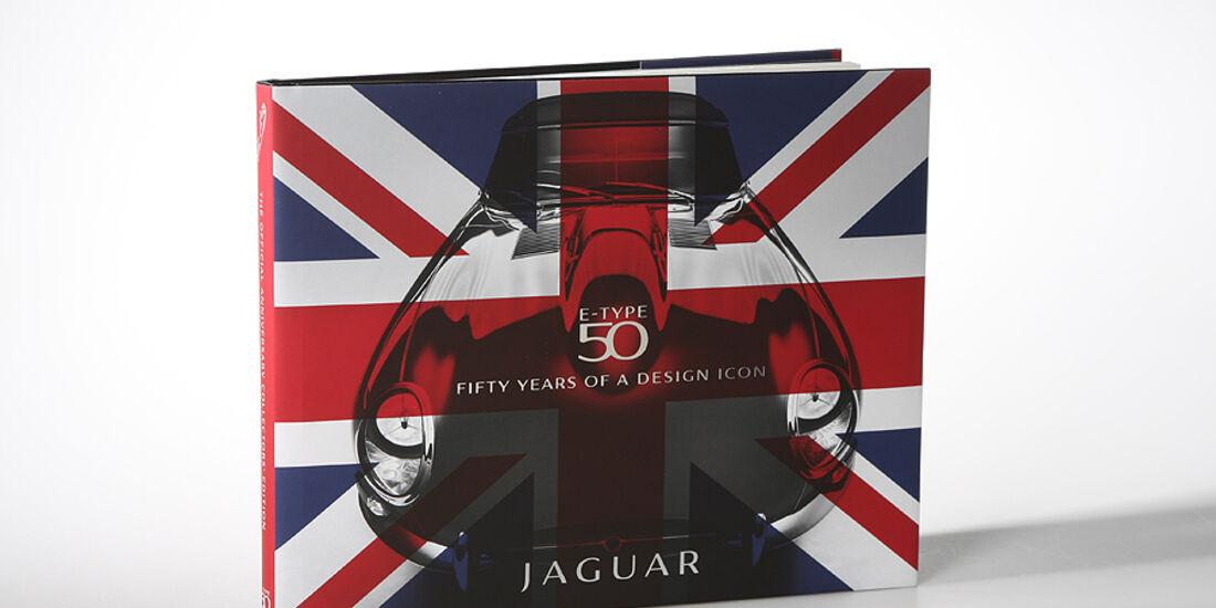 Buch Standard 50 Jahre Jaguar E-Type