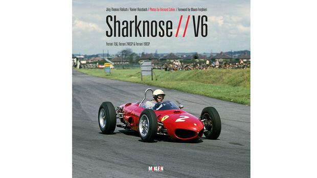 Buchcover - Sharknose // V6 - McKlein