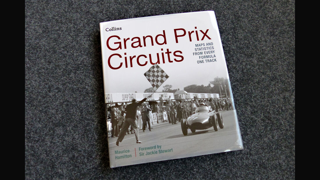 "Buchtitel Cover ""Grand Prix Circuits"""