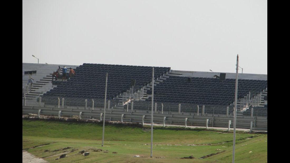 Buddh Circuit Delhi 2011