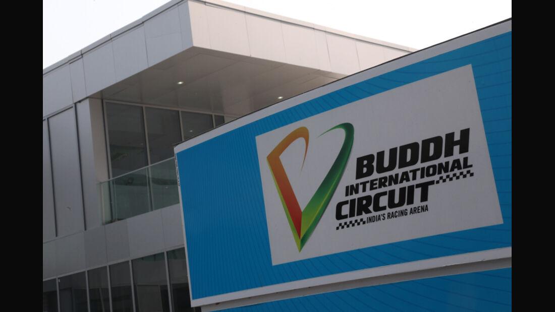 Buddh Circuit - GP Indien - 27.10.2011