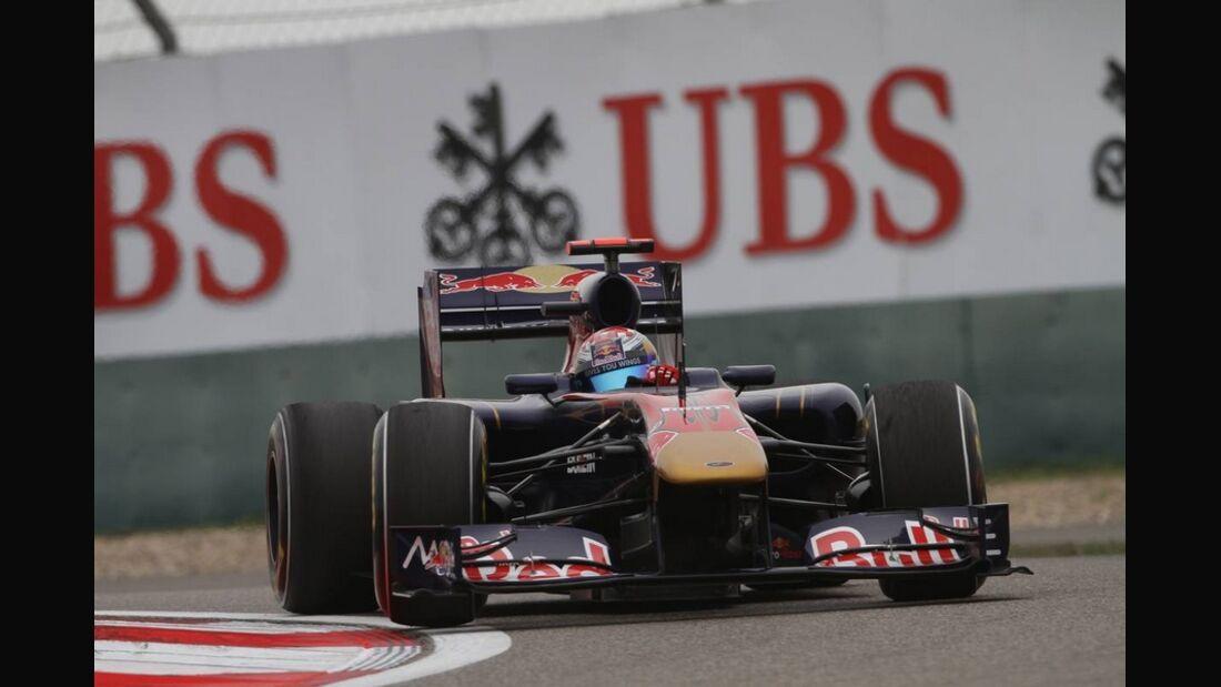 Buemi Formel 1 GP China 2011
