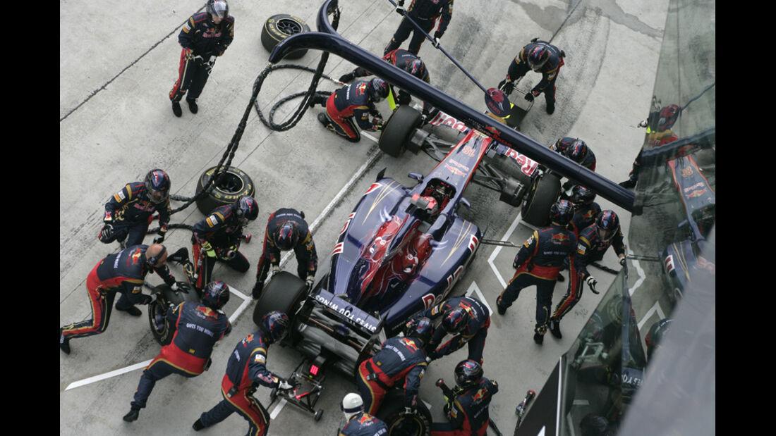 Buemi GP Malaysia 2011