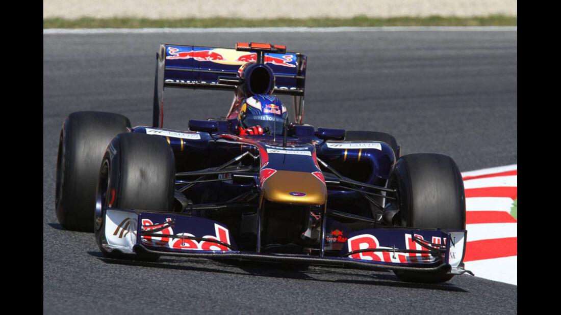 Buemi GP Spanien 2011
