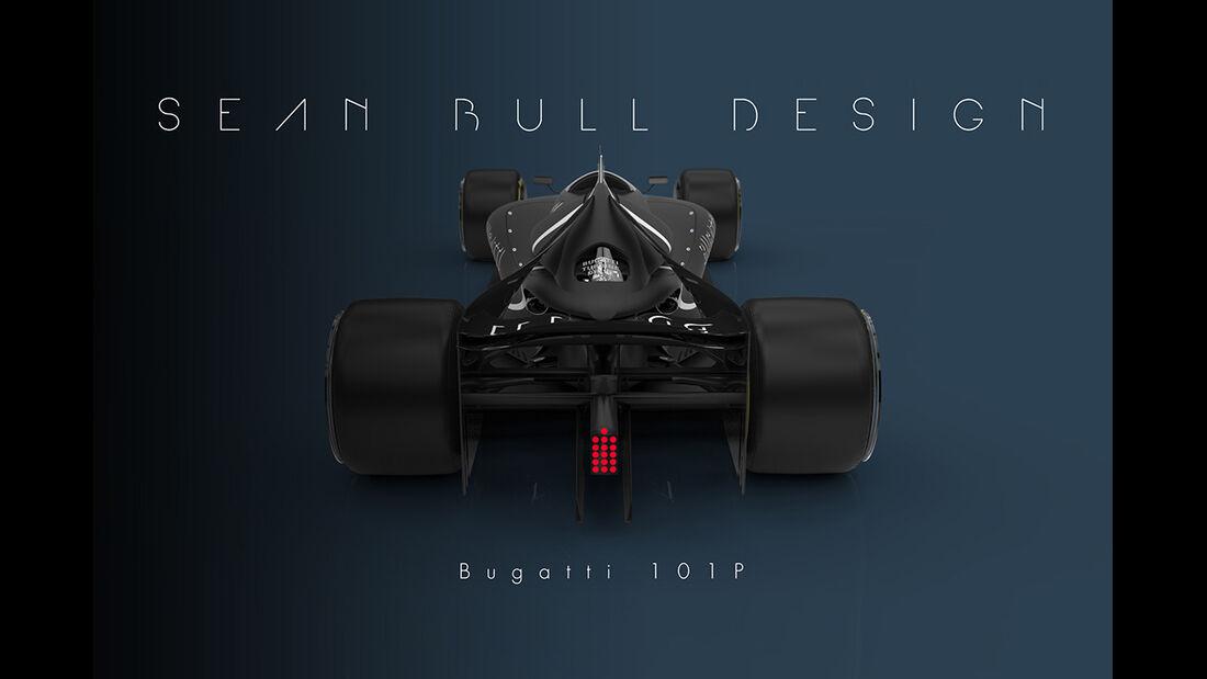 Bugatti 101P - Formel 1-Concept - Sean Bull