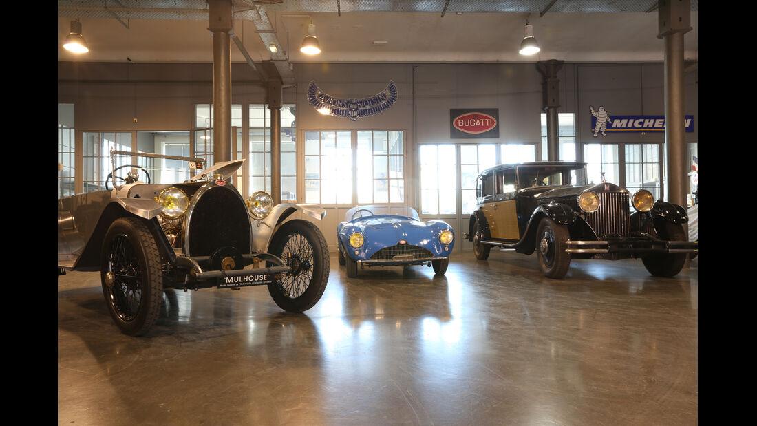 Bugatti 252, Cité de l'Automobile in Mulhouse, Museum