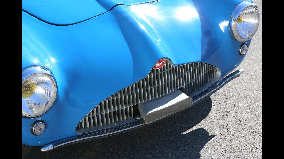 Bugatti 252, Front, Kühlergrill