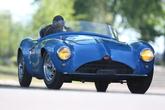 Bugatti 252, Frontansicht