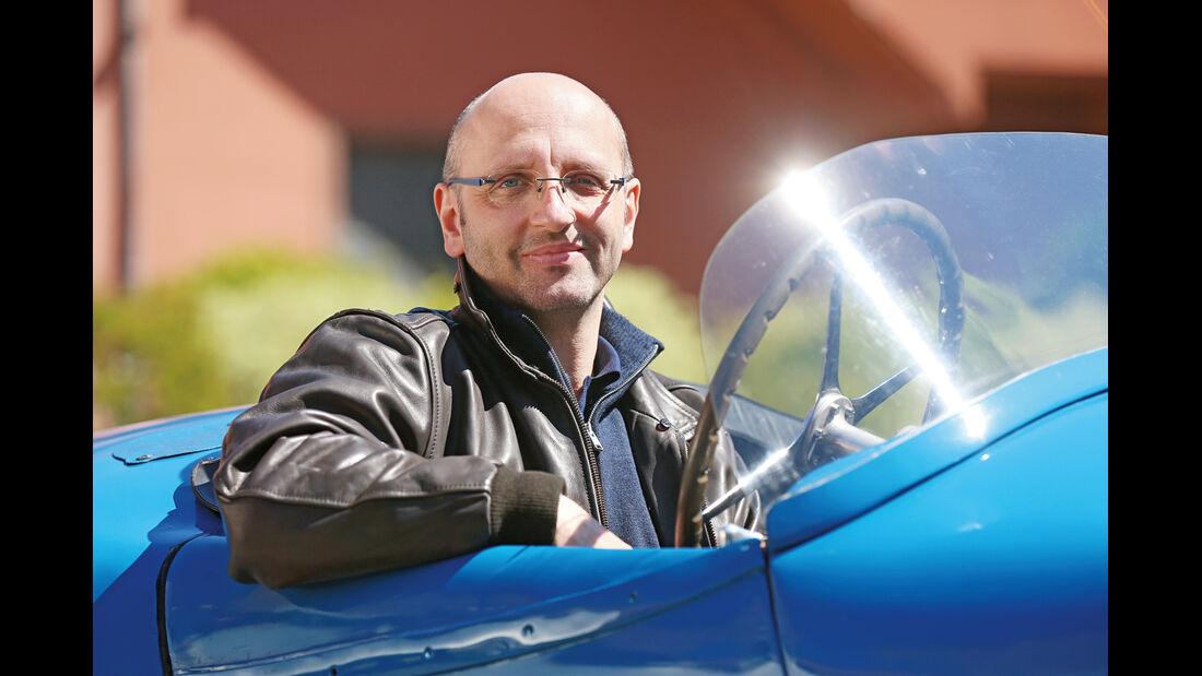 Bugatti 252, Hans-Jörg Götzl