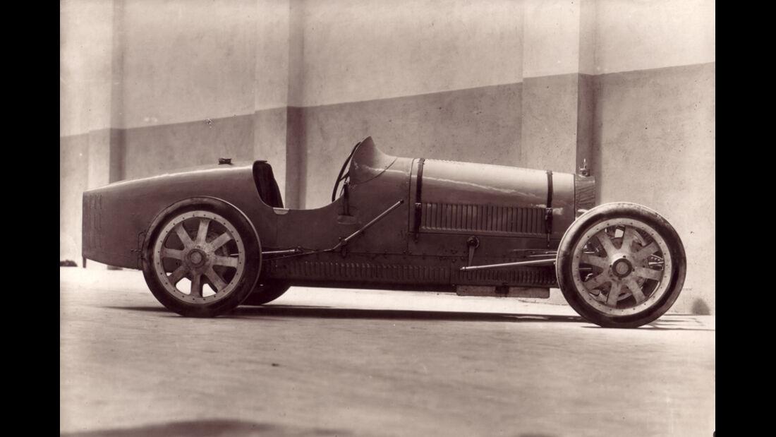 Bugatti 35, 1924