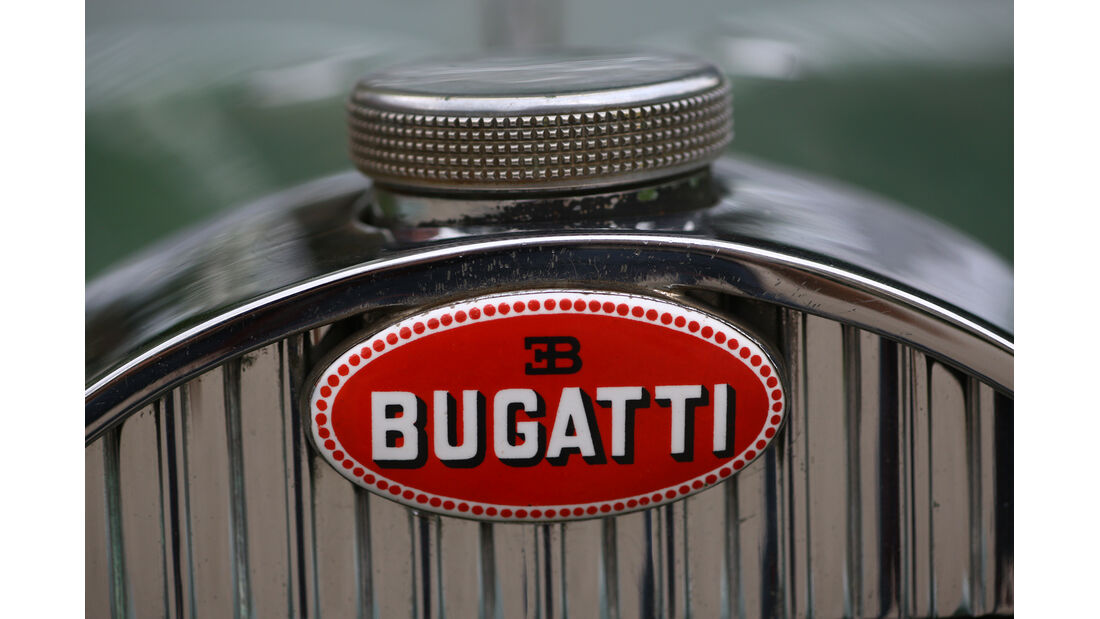 Bugatti 57 C Vanvooren, Emblem
