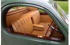 Bugatti 57 C Vanvooren, Fondsitze