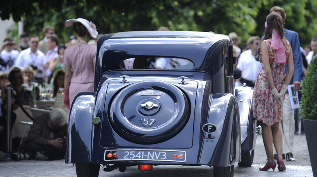 Bugatti 57 Ventoux, Coach, 1937, Andrea Capra, CH