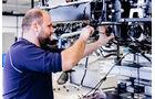Bugatti Atelier Molsheim Produktion Fertigung Fabrik