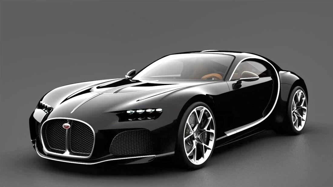 Bugatti Atlantic