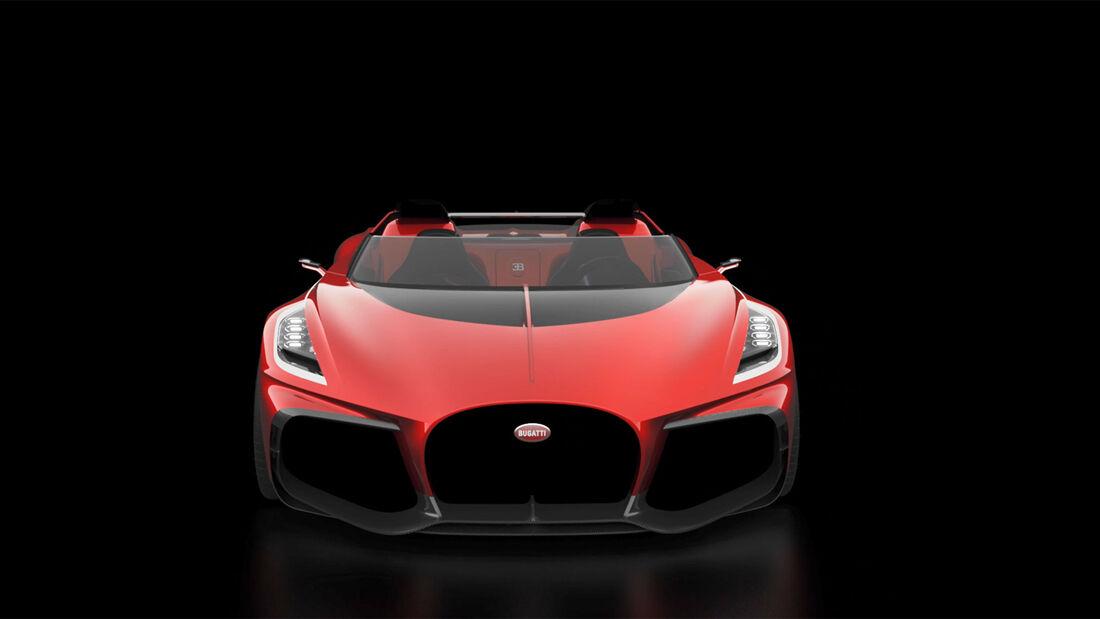 Bugatti Barchetta