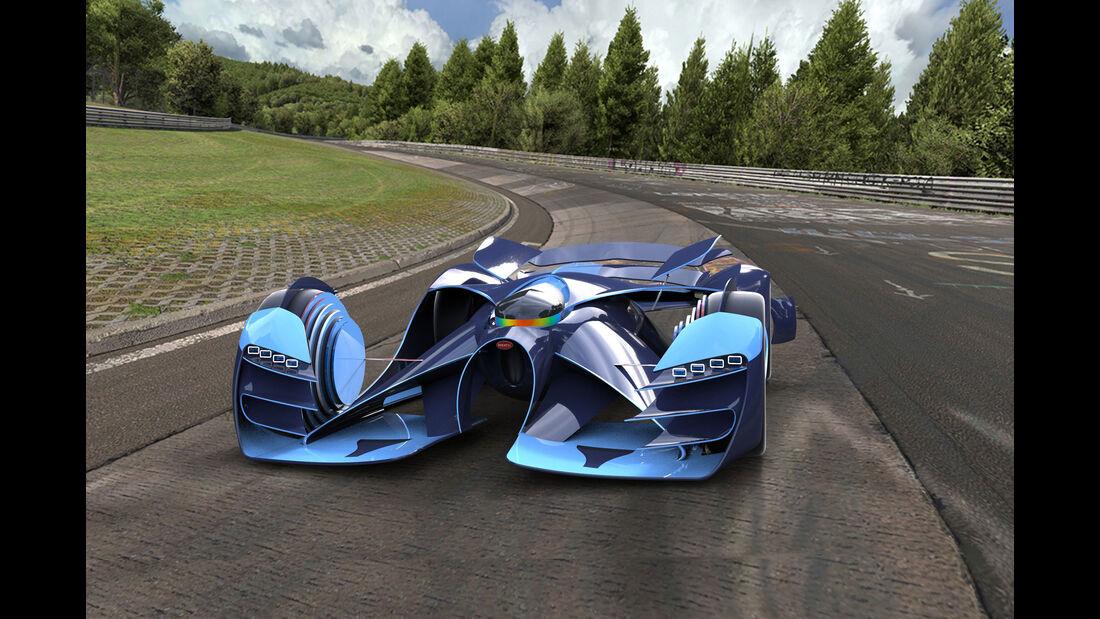 Bugatti Benoist - Le Mans 2030 - Michelin Challenge Design - Motorsport