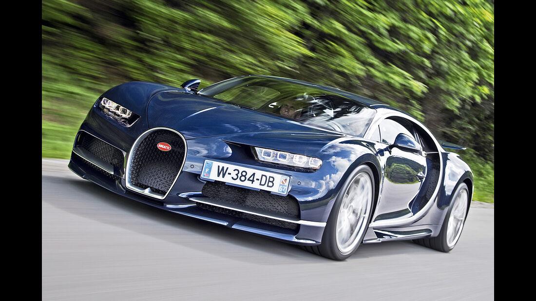 Bugatti Chiron, Best Cars 2020, Kategorie G Sportwagen