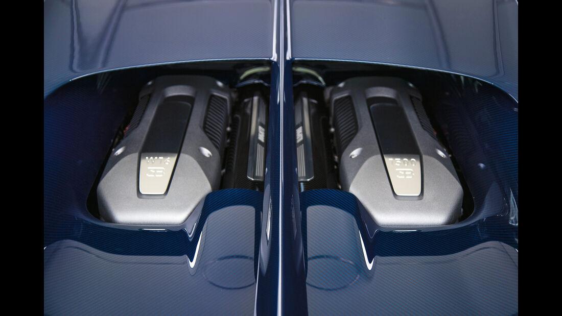 Bugatti Chiron, Motor