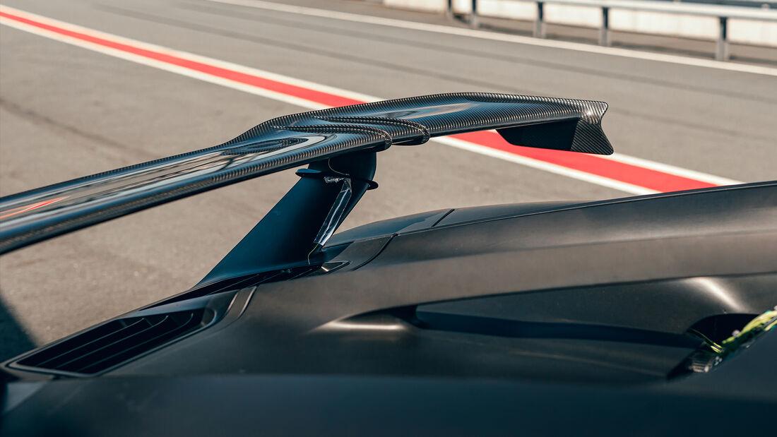 Bugatti Chiron Pur Sport Feinabstimmung Bilster Berg