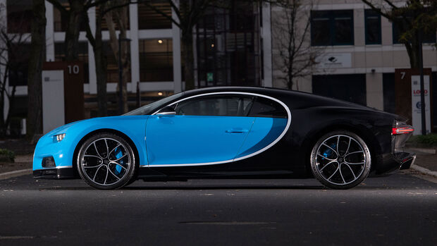 Bugatti Chiron RM Sotheby's Auktion Paris 2019