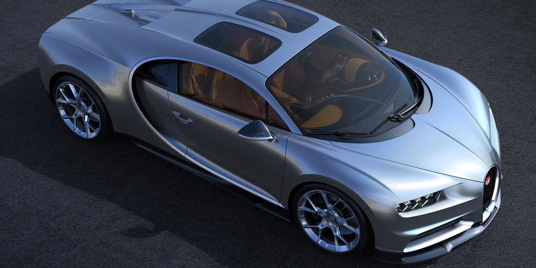 new styles 185fd 7cc8e Bugatti Chiron und Bugatti Sport: Alle Daten, Fakten, Preise ...