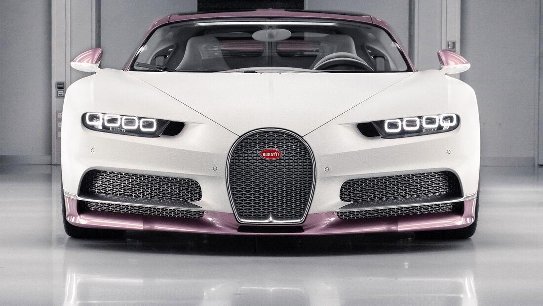 Bugatti Chiron Sport Alice Rosa