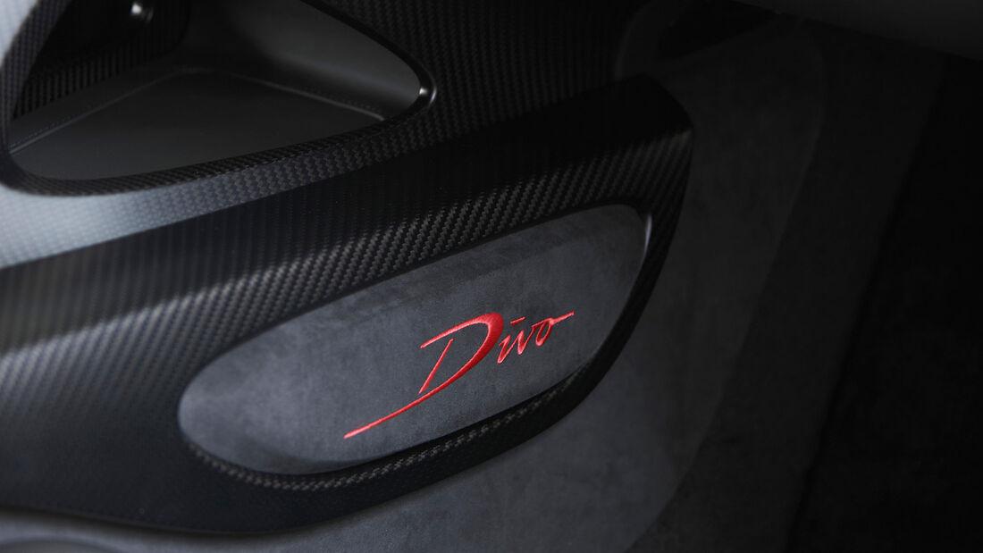 Bugatti Divo Ladybug
