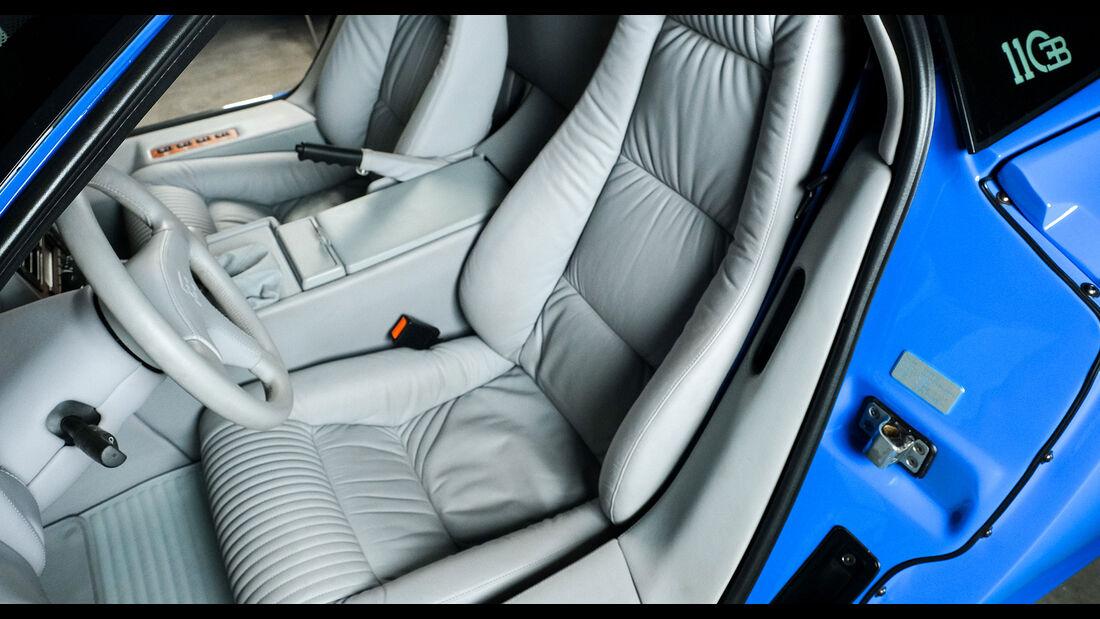 Bugatti EB 110 GT Prototyp (1994)