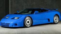 Prototype Bugatti EB 110 GT (1994)