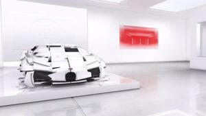Bugatti EB 110-Hommage