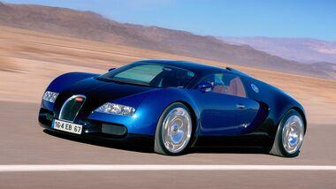 Bugatti EB 16.4 Veyron 2001