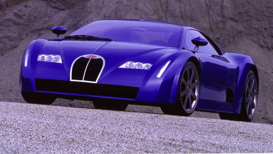 Bugatti EB 18.3 Chiron 1998 Studie
