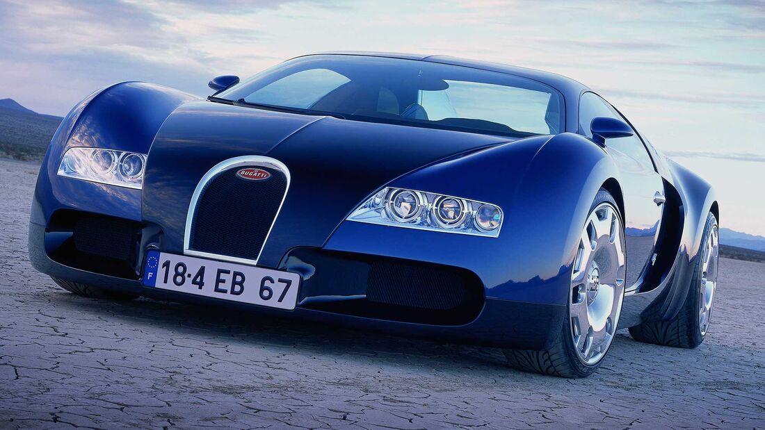 Bugatti EB 18.4 1999