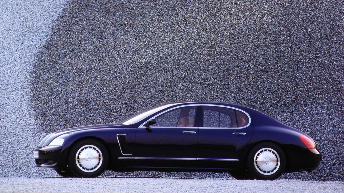 Bugatti EB 218 Studie 1998