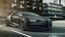 """Bugatti Edition """"Chiron Noire"""""""